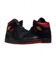 more photos 051fc 44e40 Nike Air Jordan 1 Retro Phat Obsidian Gym Red White Shoes   Nike Air Jordan  1 For Sale   Pinterest   Nike air jordans, Air jordan and Air jordan shoes
