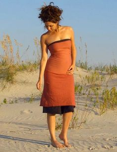 Gaia Conceptions - Love Me 2 Times Simplicity Short Dress, $85.00 (http://www.gaiaconceptions.com/love-me-2-times-simplicity-short-dress/)