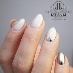 Комбинированный маникюр выравнивание ногтевой пластины покрытие гель-лаком.   Combined manicure (nail drill machine  cuticle nipper/scissors) nail plate smoothing gel polish applying.  How do you like it? Share your thoughts in a comment.   #маникюррудный #ногтирудный #маникюркостанай #ногтикостанай #костанайманикюр #маникюрастана #ногтиастана #маникюралматы #ногтиалматы  #ногтиказахстан #костанай #рудный  #ногти #ма�
