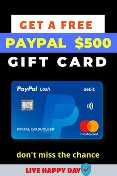 Gift Card Deals, Paypal Gift Card, Visa Gift Card, Gift Card Giveaway, Get Money Now, Make Money Online, Gift Cards Money, Free Gift Cards, Paypal Money Adder