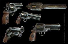 hellboy gun - Recherche Google