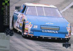 RARE 1995 UPPER DECK NASCAR STEVE GRISSOM CHANNEL LOCK RACING TEAM MINT