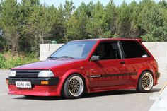 Toyota – One Stop Classic Car News & Tips Toyota Tercel, Toyota Hiace, Toyota Cars, Toyota Corolla, Toyota Supra, Tuner Cars, Jdm Cars, Cars Auto, Toyota Starlet