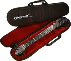 PalmGuitar can satify all of your travel guitar needs including travel guitar accessories. PalmGuitar really lets you bring the music on the road. Guitar Notes, Cigar Box Guitar, Music Guitar, Cool Guitar, Playing Guitar, Small Guitar, Guitar Chords, Ukulele, Learn Acoustic Guitar