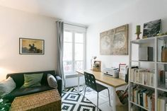 Ganhe uma noite no Cosy Flat near Rue Mouffetard - Apartamentos para Alugar em Paris no Airbnb!