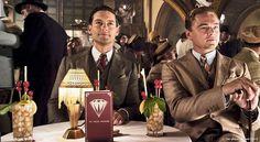 The Great Gatsby. Year: 2013. Director: Baz Luhrmann. Cast: Leonardo DiCaprio, Tobey Maguire, Carey Mulligan, Joel Edgerton. The movie won an Oscar for Costume Design.