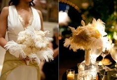 Feather-bridal-bouquet-for-vintage-weddings.full