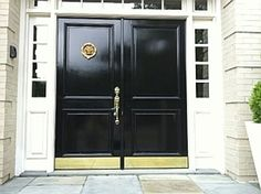 How to get high gloss finish on front door