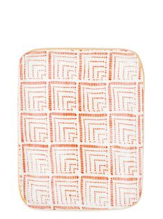 Pressed Pattern Ceramic Tea Tray - LEIF