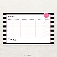 These personalized desk calendar pads are perfect for staying organzied and on top of all of your upcoming events and appointments. The calendar pads are 11 x 17 and include 53 tear-off sheets and can be used for any month or any year.     Desk calendars make a great gift for teachers, moms, or college students. Get one personalized for yourself or for a gift for someone else!