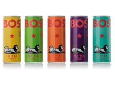 Branding for BOS Ice Tea - News - Frameweb