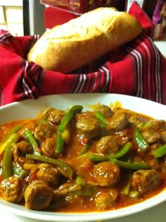 Deep South Dish: Dianne's Italian Sausage and Peppers - Featured Reader