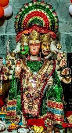 Hanuman Murti, Hanuman Chalisa, Hanuman Images, Lord Balaji, Ganesha Art, Hd Wallpapers For Mobile, Shiva Shakti, Hindu Deities, Indian Gods