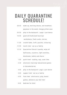 """Another edition of """"Things You Never Thought You Would Say"""" Daily Routine Schedule, Routine Planner, Kids Schedule, Daily Routines, Family Schedule, Study Schedule, Home School Schedule, Schedule Printable, School Routine For Teens"""