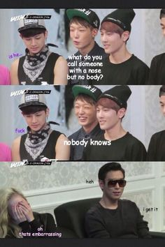 Bobby at his best and TOP as usual XD I WANT TEAM B TO DEBUT SOON!!! PLEASE YG!! CHAEBALL