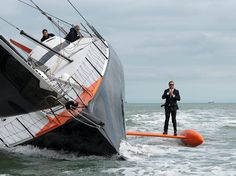 Capsized Boat Perfect Picture - Runt Of The Web