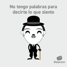 #jheycoco #jheyco #humor #literal #chibi #kawaii #cute #funny #ilustration #ilustración #lindo #amor #love #chaplin