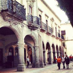 Casa de Ecala, Centro Histórico de Querétaro. www.queretaro.travel