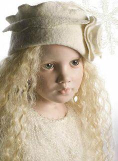 Beautiful Collectible Porcelain Dolls Hildegard Gunzel Extraordinary Collectibles Just Imagine Dolls.com