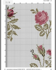 1 million+ Stunning Free Images to Use Anywhere Cross Stitch Borders, Cross Stitch Rose, Stitch 2, Cross Stitch Patterns, Christmas Embroidery Patterns, Free To Use Images, Cute Packaging, Corner Designs, Needlepoint