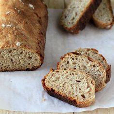 Vegan Richa: Whole Wheat Baguette/Long Loaves. Step by step. Vegan recipe