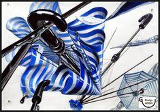 #기초디자인 #건국대기초디자인 #우산 #우산개체묘사 #우산살 #줄무늬 #줄무늬우산 #디자인고흐 #홍대고흐 #고흐기초디자인