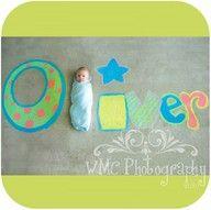 Chalk baby..