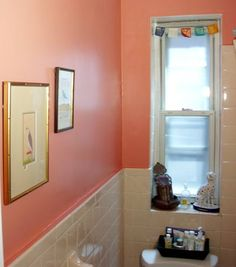 Benjamin Moore Coral Reef - Bathroom inspiration?