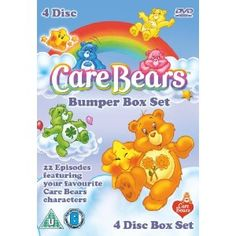 Care Bears Complete [DVD]: Amazon.de: Filme & TV