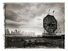 large format photography, New York