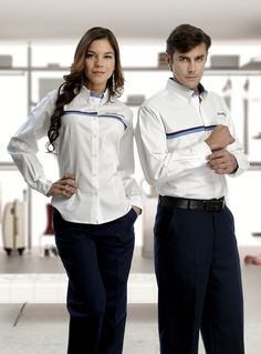 Corporate Uniforms, Staff Uniforms, Shirt Blouses, Shirts, Work Fashion, Custom Made, Chef Jackets, Shirt Designs, Ruffle Blouse