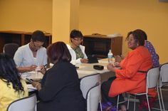 April 2015 WIMBA meeting