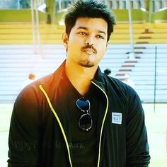 Vijay in by Actor Picture, Actor Photo, Ilayathalapathy Vijay, Arun Vijay, Read Novels Online, Movies Online, Samantha Images, Vijay Actor, Hottest Guy Ever
