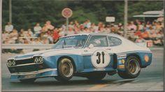 Jochen Mass Ford Capri Norisring 1975