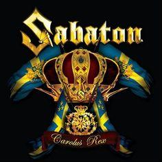 Sabaton - Carolus Rex 2012 single