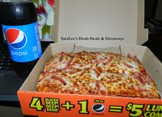 Summer Sweeping Giveaway Hop: 2 Little Caesars Prize packs #Giveaway 8/15 Daily #US http://wp.me/p2Zbi5-2AR @s8r8l33 @littlecaesars