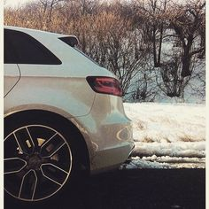 'trouble' ahead - quattrofun trouble that is  - #Audi #S3 #quattroseason #quattrowinter ---- oooo #audidriven - what else  @fra90l ---- #Audi #S3 #4rings #AudiS3 #quattro #S3sportback #AudiS3sportback #turbo #drivenbyvorsprung #winter #snow #ice #snowstorm #snowchaser #quattrosnow #quattrofun #italia #italy #audiitalia #carswithoutlimits #car #cars #germancar #carstagram #itswhitenoise #carlifestyle