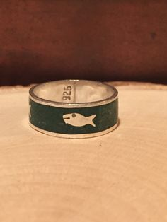 Vintage Turquoise Ring Band Inlay Boho Bohemian Style Hippie Sterling Silver https://www.etsy.com/listing/260566367/vintage-turquoise-ring-band-inlay-boho?utm_source=socialpilotco&utm_medium=api&utm_campaign=api  #jewelry #ring