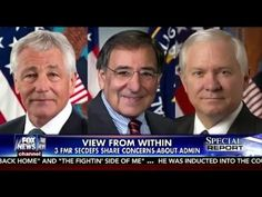 Obama's Former Pentagon Chiefs Says He Is Incompetent And Inexperienced - YouTube