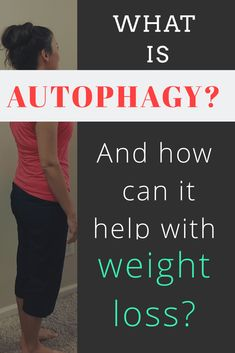 What is Autophagy? And how can it help me lose weight and be healthier? - What is Autophagy? And how can it help me lose weight and be healthier? What is Autophagy? Help Me Lose Weight, Losing Weight Tips, Weight Loss Tips, Fast Weight Loss, Healthy Weight Loss, Weight Gain, What Is Autophagy, How To Get Thin, Cyclical Ketogenic Diet