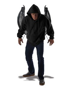 Adult Wicked Wings - Spirithalloween.com