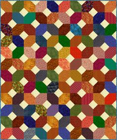 X's and O's Quilt - Janet Wickell A collection of easy quilt patterns for beginning quilters. Like other quilt patterns on the Quilting site, they're written with detailed instructions and illustrations that take you through the construction process in a step-by-step manner. Get off to a quick start with any of these easy quilt patterns, or stitch several quilt blocks to use in a sampler quilt.