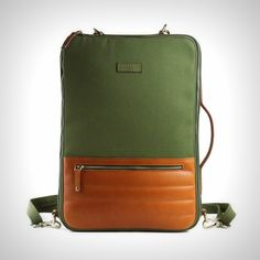 https://www.kickstarter.com/projects/1237779776/the-48hr-switch-backpack-messenger-briefcase-in-a Bags as a product may be utilitarian, but they are more about self expression than anything else. That's probably why we feature so many different