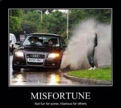 Audi Happens. The Joy of Laughter.