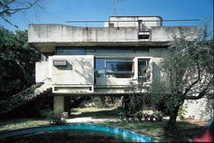 Villa Taddei in Fiesoli by  Leonardo Savioli.