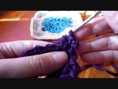 Uncinetto lezione 4 (1a parte): Le mattonelle