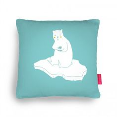 Warmin up Cushion Pillow Fight, Polar Bear, Winnie The Pooh, Illustration, Disney Characters, Fictional Characters, Competition, Cushions, Throw Pillows
