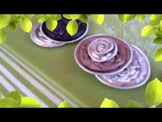 DIY Pendientes de cápsulas de café - YouTube