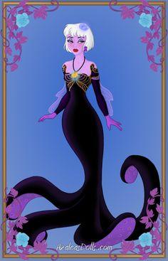 Young Ursula by kawaiibrit.deviantart.com