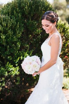 Stunning Carmel, California Wedding // SimoneAnne.com